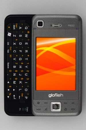 E-Ten Glofiish M800 ufficiale per Natale