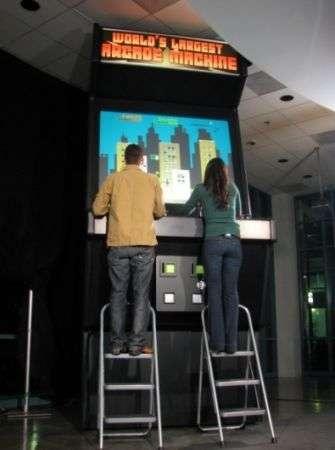 Il più grande videogioco da bar del mondo