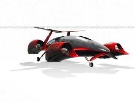 CellCraft G440: macchina volante