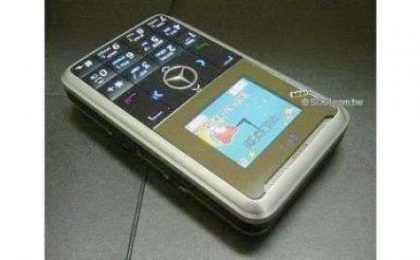 Cellulare Mercedes: sarebbe spettacolare!