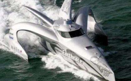 Earthrace Eco Boat: la sfida della barca hitech