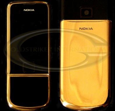 Goldstriker Nokia 8800 Arte