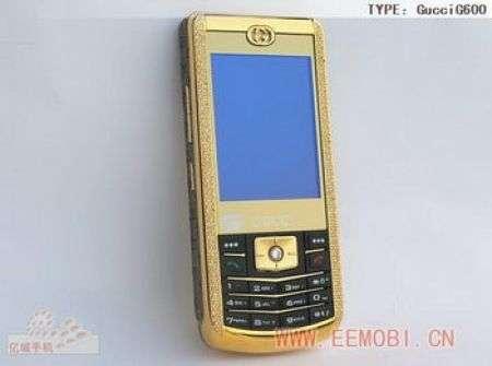 Gucci Phone esiste. E' falso e cinese!