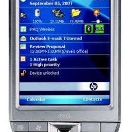 HP iPAQ 112 Classic
