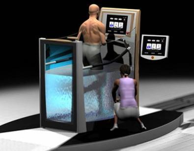 Hydro Physio Lifestyle per la riabilitazione