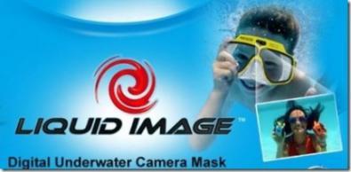 Maschera subacquea con fotocamera integrata