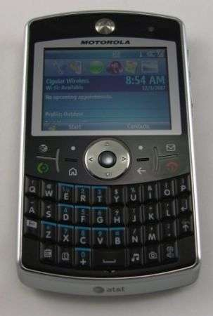 Motorola Q9 con Wifi