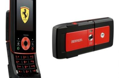 Motorola Z8 Ferrari