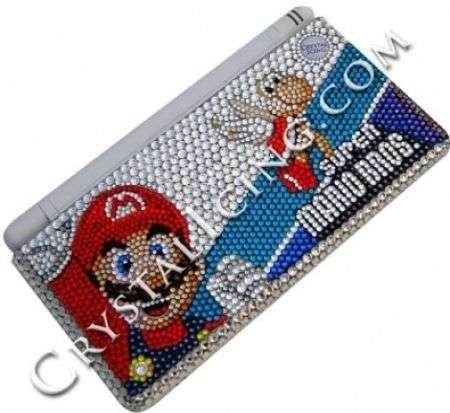 Nintendo DS e Wii diamantati