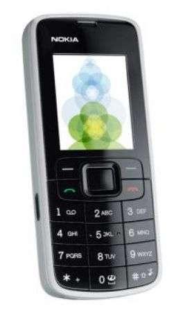 Nokia 3110 Evolve: ecologico!