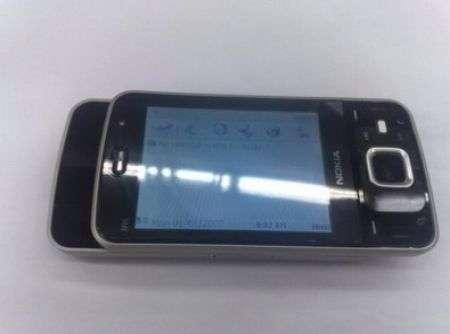 Nokia N96 scheda tecnica e prime foto