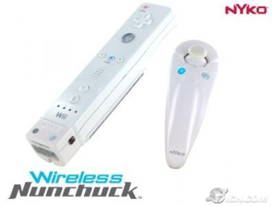Wireless Nunchuck (senza fili) da Nyko