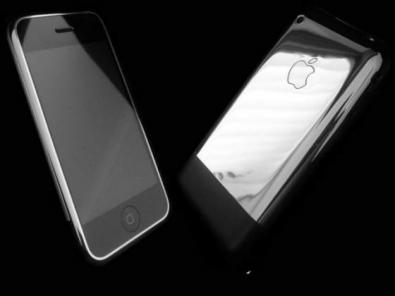 iPhone di Platino