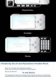 PSP Phone doppio scorrimento