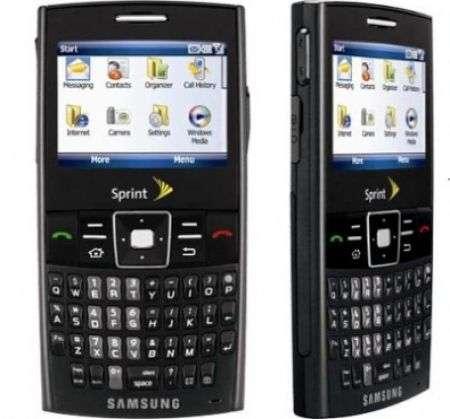 Samsung SPH-i325 Windows Mobile
