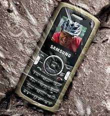 Samsung M110 Solid Phone
