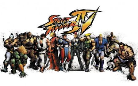 Street Fighter 4 (IV), prime foto e info