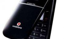 Sharp GX34: clamshell per Vodafone
