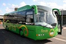 Tindo: il primo bus a energia solare