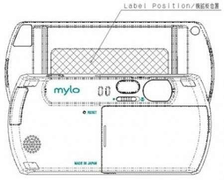 Sony Mylo 2 passa la FCC