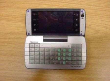 Toshiba Portege G910 / G920 scheda tecnica