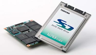 Toshiba 128GB SSD per notebook