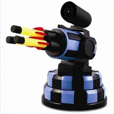 USB MSN Missile Launcher con Webcam