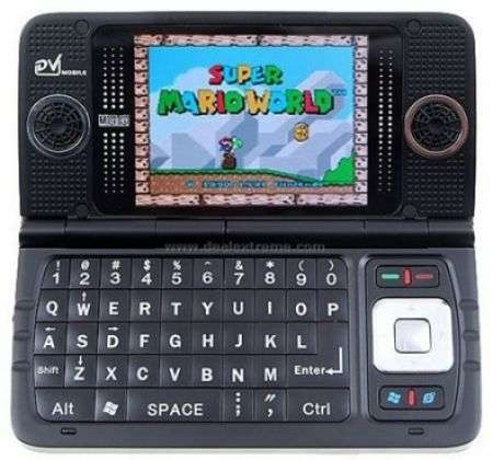 ZTC 8898 simil HTC emulatore NES!