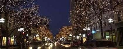 Ann Arbor città illuminata a LED al 100%