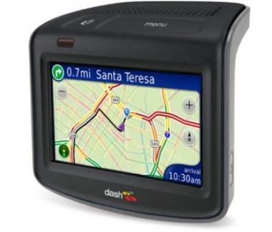 Dash Express GPS con Open Moko