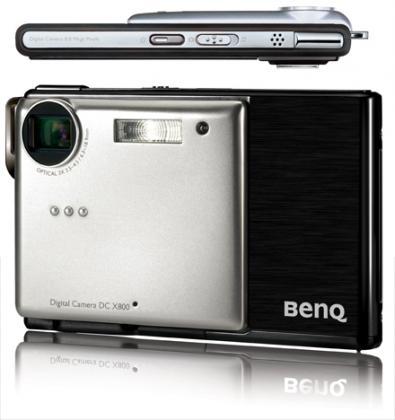 BenQ DSC X800 da 8 megapixel