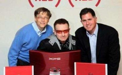 Dell Red: linea contro l'AIDS