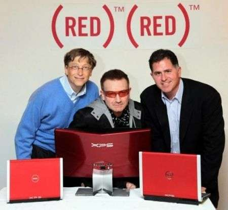 Dell Red: linea contro l'AIDS
