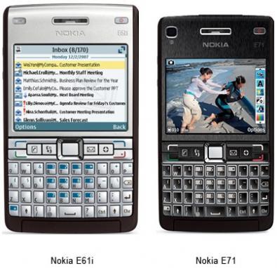Nokia E71 scheda tecnica