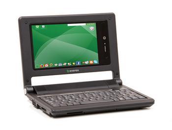 Everex CloudBook Ultra-Mobile PC