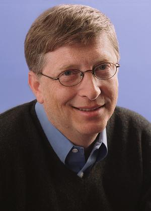Bill Gates addio in video