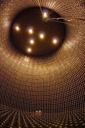 Super Kamiokande: caccia al neutrino