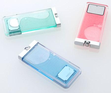 NEC Flask Phone: cellulare accendino
