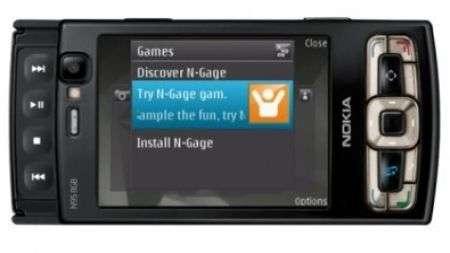Nokia N95 8GB con DLNA