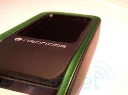 Neonode 2.5 con 3G