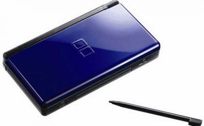 Nintendo DS Lite Blu Cobalto
