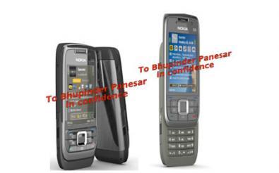 Vodafone Nokia Dora successore di E65