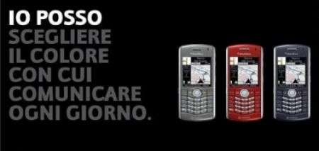BlackBerry 8110 arriva in Italia
