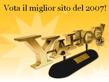Vota il sito web rivelazione del 2007!