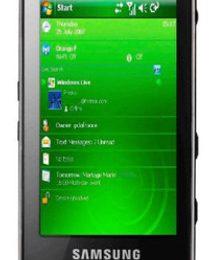 Samsung i900 a Settembre