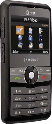Samsung A827 Access: budget phone con tv