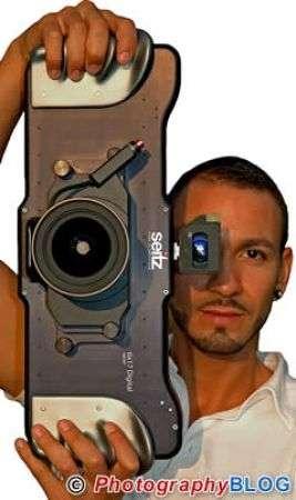 Fotocamera Seitz da 160 megapixel