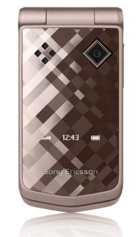 Sony Ericsson Z555 scheda tecnica