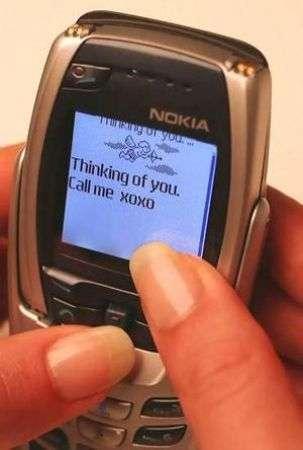 80% degli SMS è asiatico