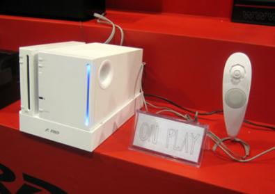 Speaker fatti a Wii!